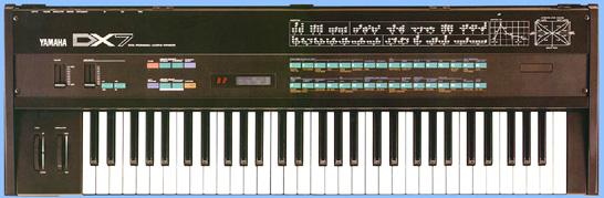 Yamaha DX7/TX7
